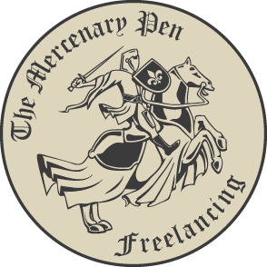 The Mercenary Pen Logo
